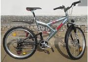 Fully Mountainbike Roces