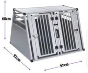 XXL Hunde Transportbox