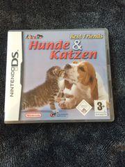 Hunde & Katzen Nintendo