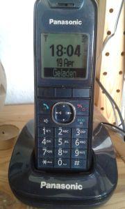 Panasonic Telefon BLAU
