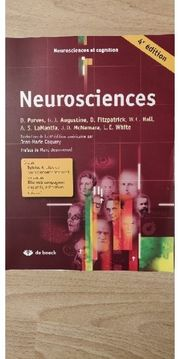 Neurosciences 4e edition in french