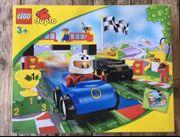 Lego Duplo Autorennen -