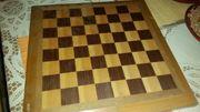 Schachbrett komplett