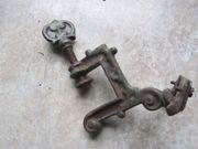 2 antike Bohnenentfädlermaschine Sammlerstück