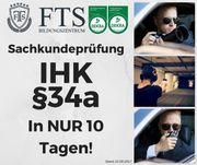 Security Ausbildung - IHK