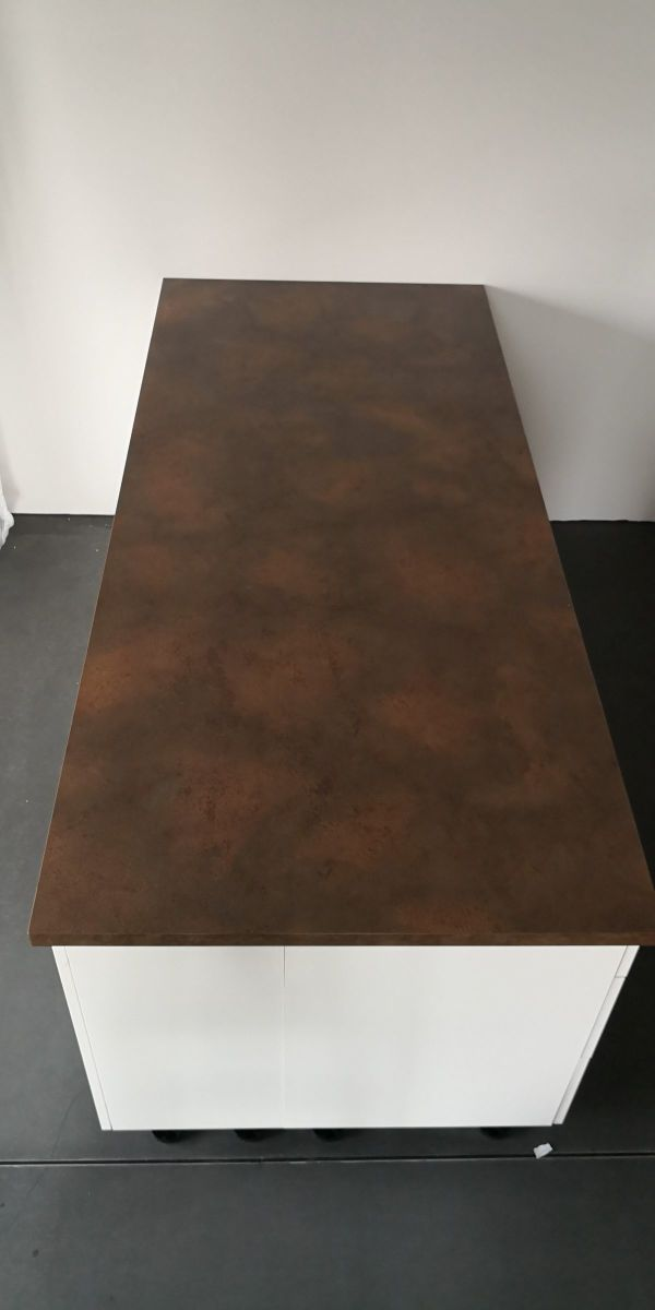 Küchenarbeitsplatten Hochwertige Arbeitsplatten \'NOLTE\' in ...
