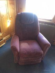 Elektrischer TV-Sessel