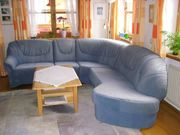 Couch mit Sessel -