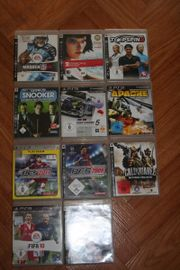 ps3 playstation Spiele