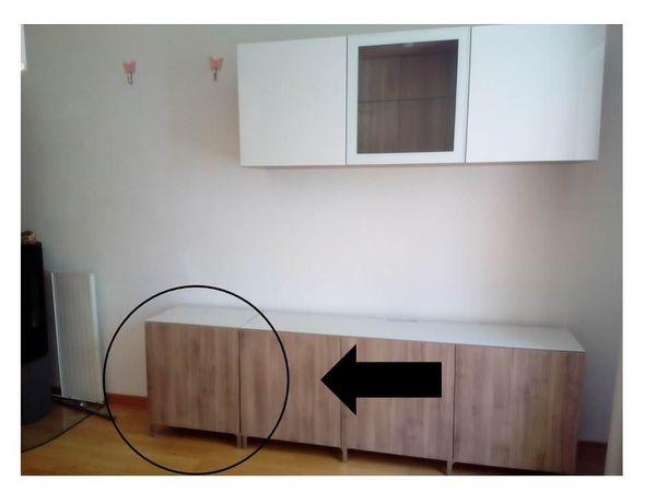 Wohnzimmer Regal aus der Serie Bestå von IKEA in München - IKEA ...