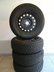 4 x Winterreifen Dunlop SP