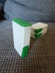 Süßstoffspender Taschensüßstoffspender Kunststoff neu weiß
