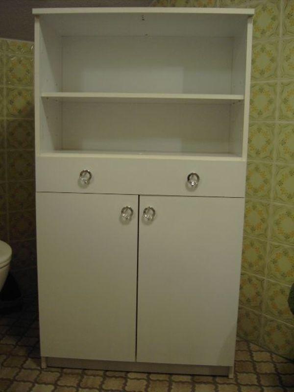 Badezimmerschrank Weiß » Bad, Einrichtung Und Geräte