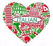 ITALIENISCH - **SPRACHKURS ** SPRACHUNTERRICHT **