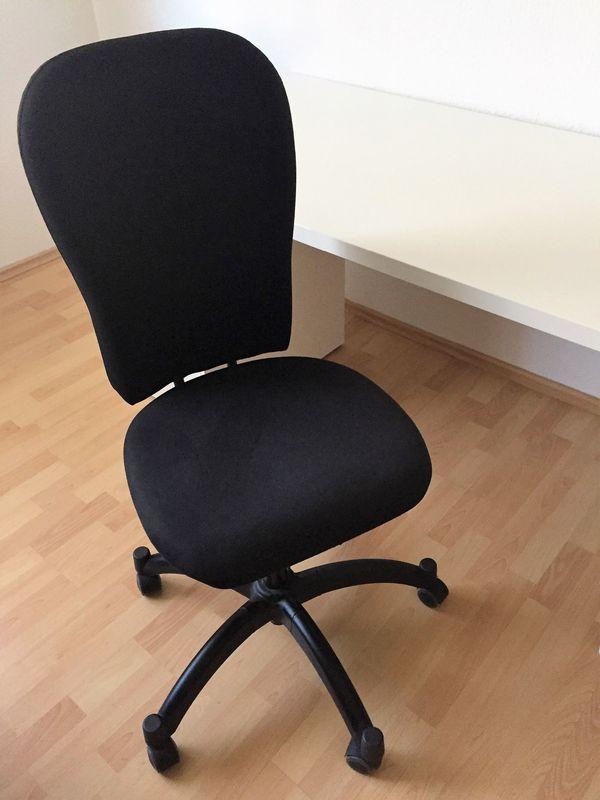 Schreibtischstuhl ikea  Schreibtischstuhl IKEA dunkelblau in Mülheim an der Ruhr - Büromöbel ...