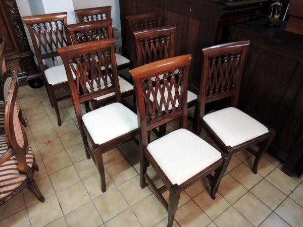Hochwertige Stühle 8 sehr schöne hochwertige stühle esszimmerstühle in köln