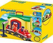 Playmobil 123 - Meine Mitnehm-Eisenbahn - Gut