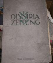 Buch Olympia Zeitung