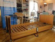Neuwertiges Pflegebett Dali-