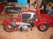 Honda cz100 zwerg