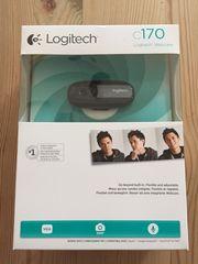 NEU ungeöffnet Logitech Webcam C170