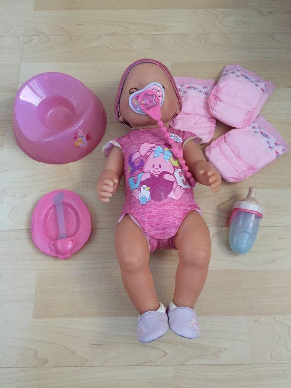 baby puppe kaufen baby puppe gebraucht. Black Bedroom Furniture Sets. Home Design Ideas