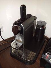 KRUPS Nespresso XN730T mit Aeroccino