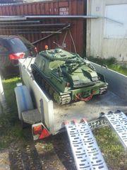 Bergepanzer M88 im