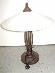 Schöne, stabile Lampe,