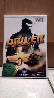 Wii Spiel: Driver