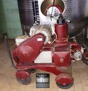 Manzini Kolbenpumpe Superba 2c330 Edelstahlbuchsen