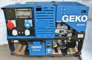 Notstromaggregat Geko Silent 12000 13