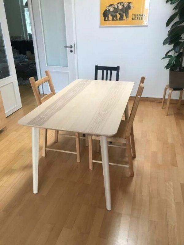 IKEA Esstisch Lisabo Neuwertig