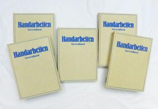 Handarbeiten Nähen Stricken Häkeln Sammelband Band 1 5 In Nürnberg