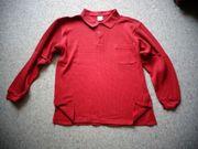 Poloshirt Shirt Langarm