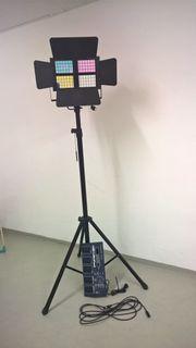 Showtec Quatro Lichtanlage +