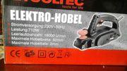 Elektro Hobel