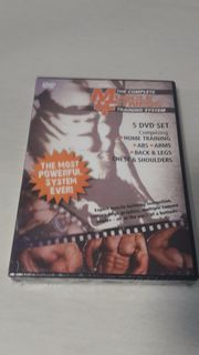 Muscle & Fitness DVD-