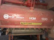 Schlegelmulcher - Mulcher HGM 1300 U