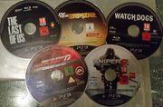 PS3 Spielepaket