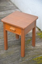 Hocker, stabil, 50er