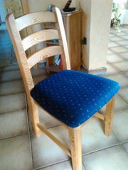 6 Stühle rustikal