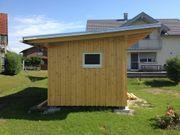 Gartenhaus Gerätestadel Terrassenüberdachungen Hütte