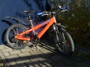 Scott-Mountainbike Kinderfahrrad
