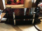 TV Standtisch aus Glas