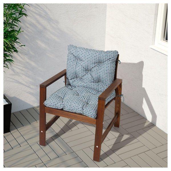 4x Ikea Sitzpolster Ruckenpolster Ytteron Fur Gartenmobel In