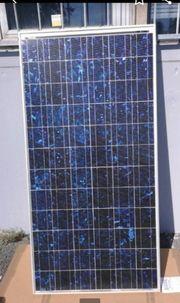 Solar Solarmodul BP 160 wp
