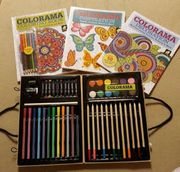 Mandala Set von Colorama