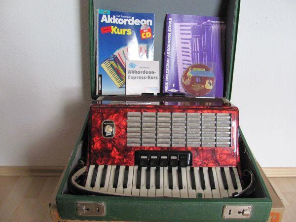 Akkordeon » Tasteninstrumente