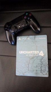 Unchartet4 Steelbook Edition